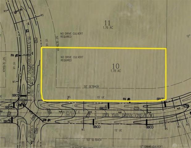Lot #10 Hunter's Crossing, Lebanon, OH 45036 (MLS #780393) :: Denise Swick and Company