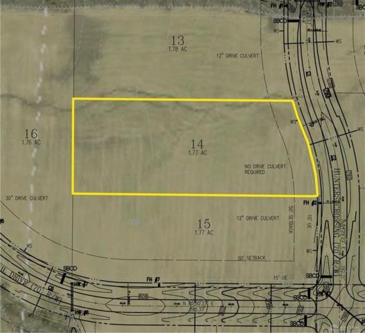 Lot #14 Hunter's Crossing, Lebanon, OH 45036 (MLS #780395) :: Denise Swick and Company