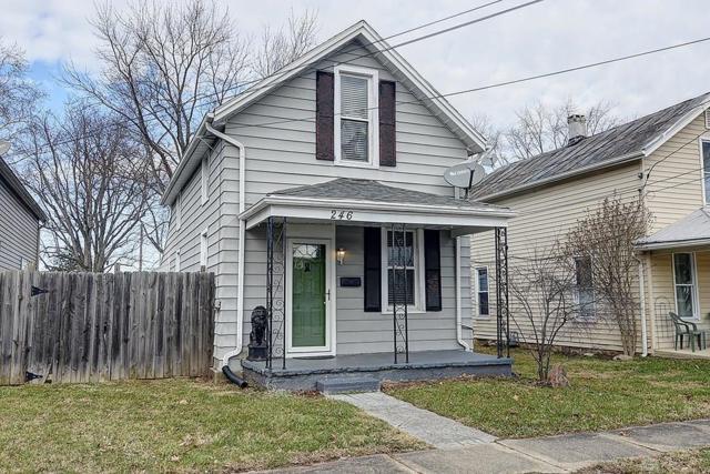 246 Warren Street, Germantown, OH 45327 (MLS #781854) :: Denise Swick and Company