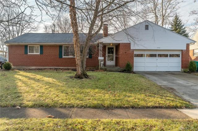 1016 Willowdale Avenue, Kettering, OH 45429 (MLS #782055) :: Denise Swick and Company