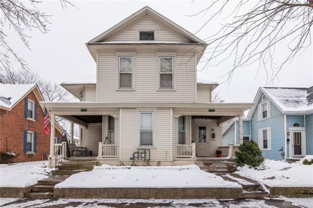 635 North Street, Piqua, OH 45356 (MLS #782362) :: The Gene Group