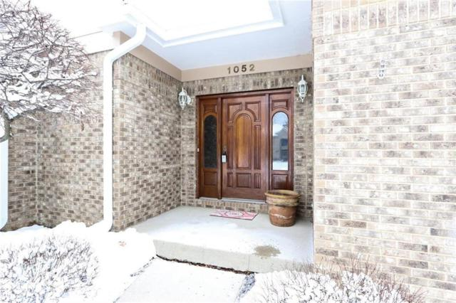 1052 Highpoint Drive, Springboro, OH 45066 (MLS #782463) :: The Gene Group