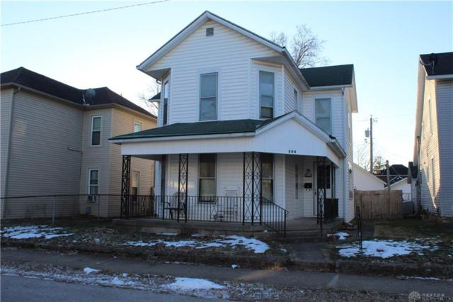 508 Adams Street, Piqua, OH 45356 (MLS #783638) :: The Gene Group