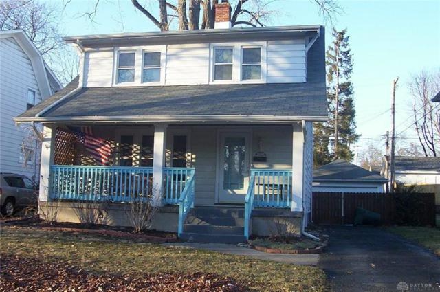 713 Sunnyview Avenue, Dayton, OH 45406 (MLS #783899) :: Denise Swick and Company