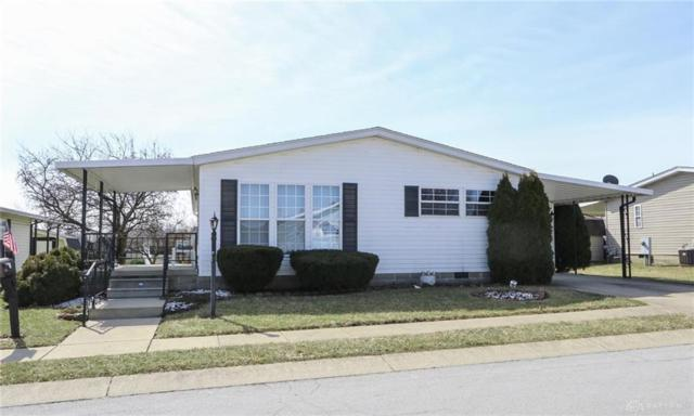 210 Heather Lane, Fairborn, OH 45324 (MLS #785354) :: The Gene Group