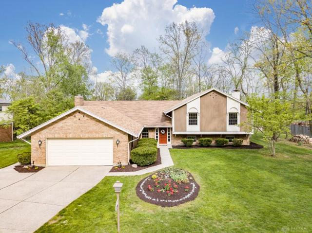 7266 Mohawk Trail Road, Dayton, OH 45459 (MLS #785786) :: The Gene Group