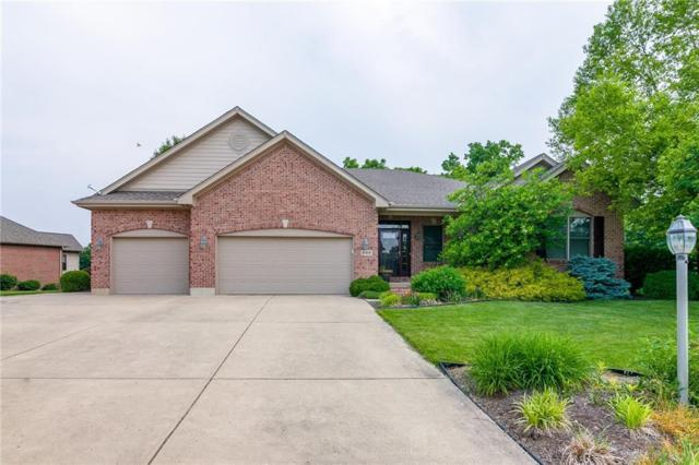 849 Foxfire Trail, Vandalia, OH 45377 (MLS #785909) :: The Gene Group