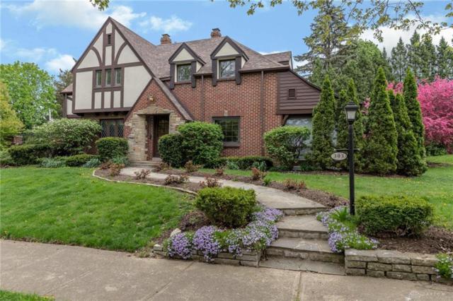 303 Schenck Avenue, Oakwood, OH 45409 (MLS #787019) :: Denise Swick and Company
