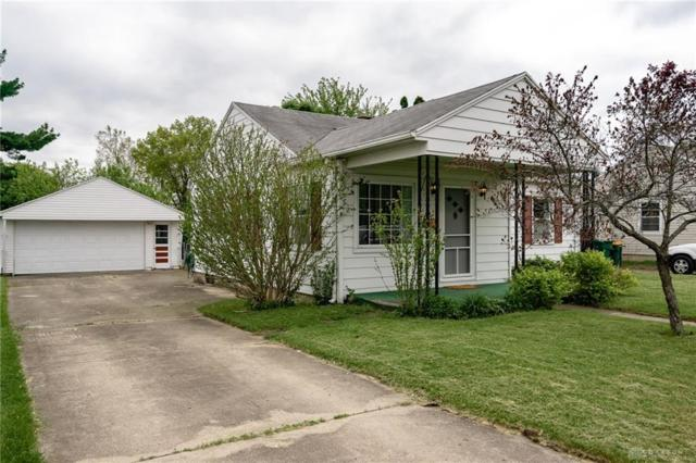 390 Margaret Drive, Fairborn, OH 45324 (MLS #790748) :: The Gene Group