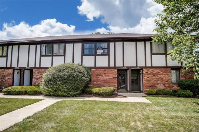 5503 Cobblegate Drive, Dayton, OH 45449 (MLS #792071) :: The Gene Group