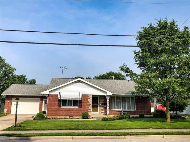 215 Olive Street, Wayne Twp, OH 45380 (MLS #792720) :: The Gene Group