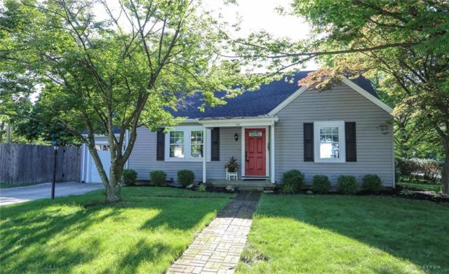 52 Lucas Drive, Centerville, OH 45458 (MLS #794313) :: The Gene Group