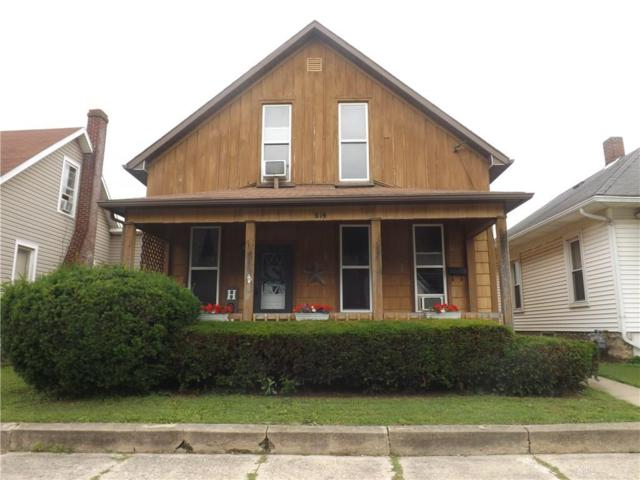 814 Water Street, Piqua, OH 45356 (MLS #794489) :: Denise Swick and Company