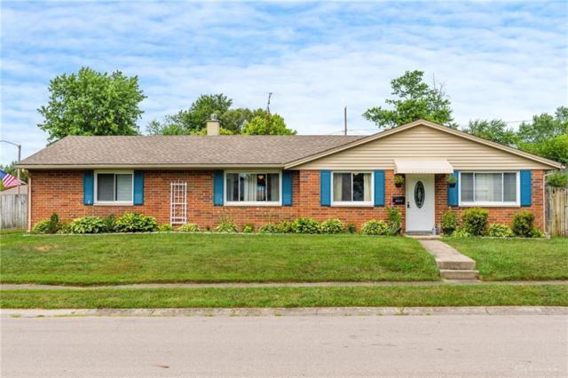 4211 Phillips Street, Enon Vlg, OH 45323 (MLS #795493) :: The Gene Group