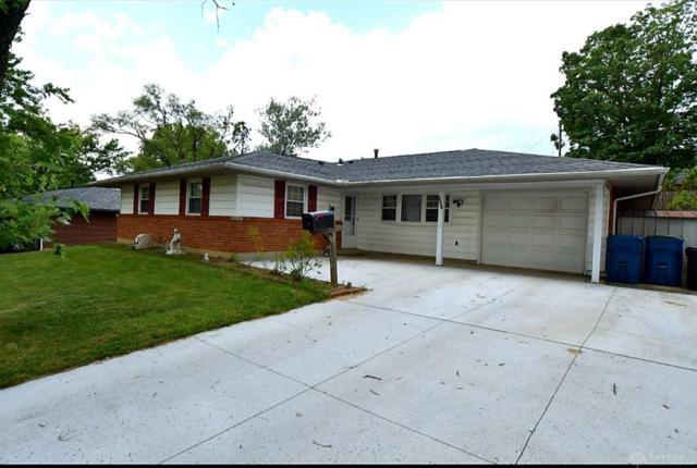 6638 Rosebury Drive, Huber Heights, OH 45424 (MLS #795938) :: The Gene Group