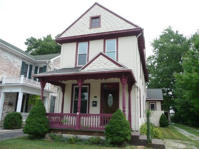 611 Downing Street, Piqua, OH 45356 (MLS #796135) :: Denise Swick and Company