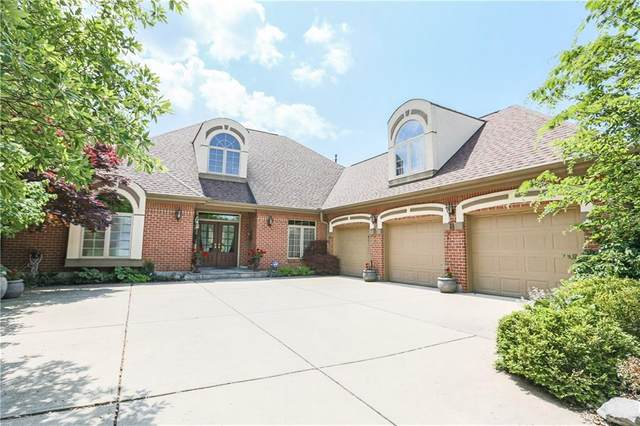 1348 Courtyard Place, Centerville, OH 45458 (MLS #796221) :: Denise Swick and Company