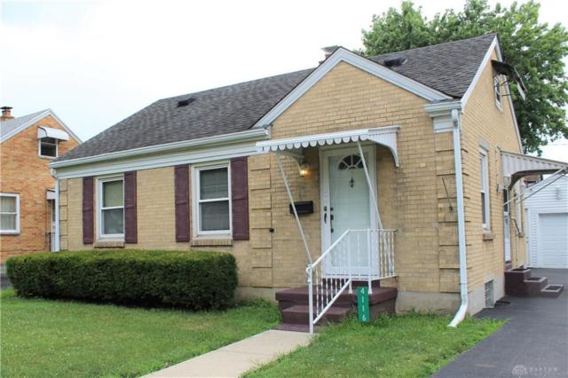 4116 Ellery Avenue, Moraine, OH 45439 (MLS #796408) :: Denise Swick and Company