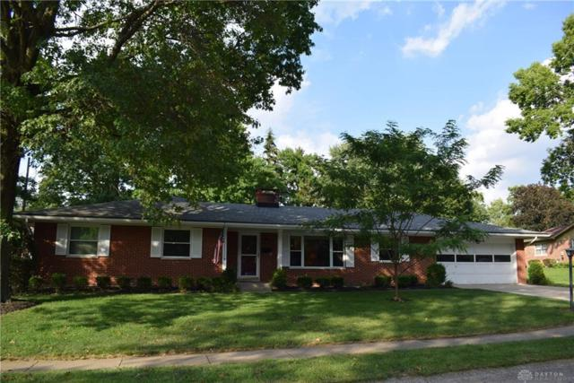 334 Pleasant Hill Drive, Centerville, OH 45459 (MLS #796495) :: The Gene Group
