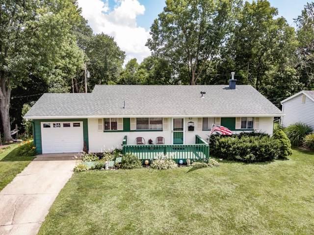 115 Upper Hillside Drive, Bellbrook, OH 45305 (MLS #802273) :: Denise Swick and Company