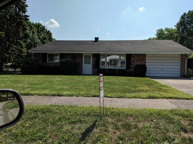 301 Regent Drive, Middletown, OH 45044 (MLS #804958) :: Denise Swick and Company