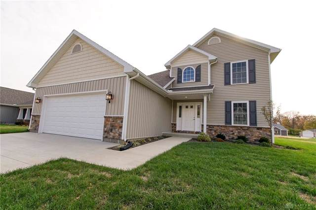 609 Colony Trail, New Carlisle, OH 45344 (MLS #805346) :: The Gene Group