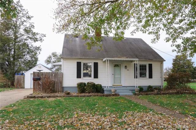 806 Richardson Drive, Middletown, OH 45042 (MLS #805656) :: Denise Swick and Company