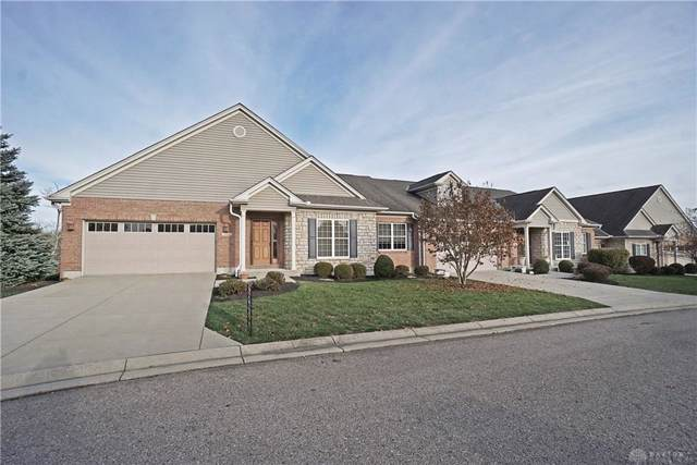 393 Overlook Trail, Lebanon, OH 45036 (MLS #805786) :: The Gene Group