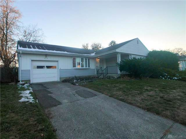 572 Lohnes Drive, Fairborn, OH 45324 (MLS #806206) :: The Gene Group