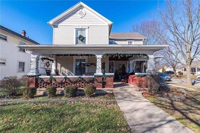 201 W Main Street, West Carrollton, OH 45449 (MLS #808310) :: Denise Swick and Company