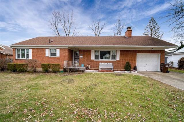 109 Avenue E, Greenville, OH 45331 (MLS #808319) :: Denise Swick and Company