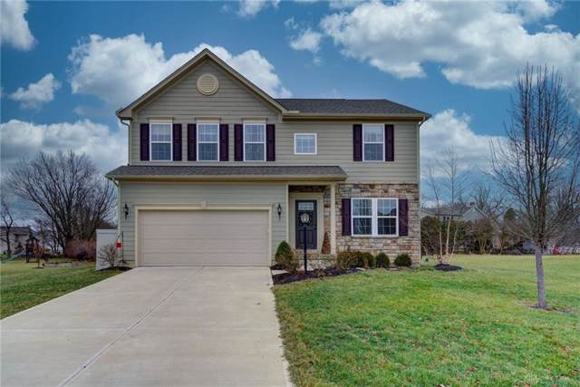 193 Triple Crown Court, Vandalia, OH 45377 (MLS #808428) :: The Gene Group