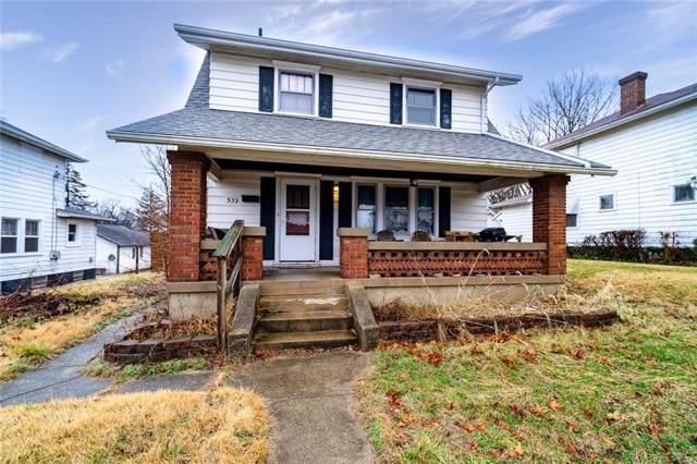 539 Heiss Avenue, Dayton, OH 45403 (MLS #809297) :: The Gene Group