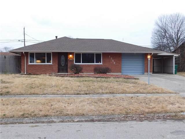 1756 Hillwood Drive, Dayton, OH 45439 (MLS #809331) :: Ryan Riddell  Group