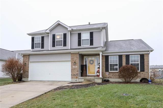108 Cabernet Drive, Englewood, OH 45322 (MLS #809835) :: Denise Swick and Company