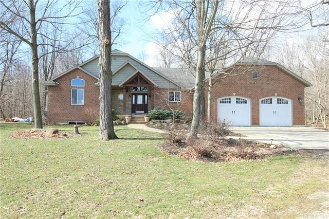 4484 Weaver Station Road, Neave Twp, OH 45331 (MLS #811330) :: Denise Swick and Company