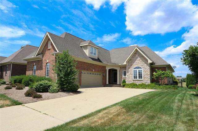 425 Woodstream Drive, Springboro, OH 45066 (#812153) :: Century 21 Thacker & Associates, Inc.