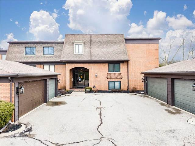 1606 Thunderbird Lane #57, West Carrollton, OH 45449 (MLS #812641) :: Denise Swick and Company