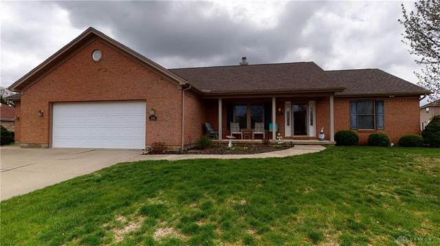 383 Hollywood, Xenia, OH 45385 (MLS #813619) :: Candace Tarjanyi | Coldwell Banker Heritage
