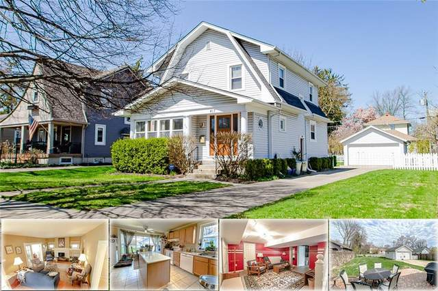 417 Telford Avenue, Oakwood, OH 45419 (MLS #813668) :: Denise Swick and Company