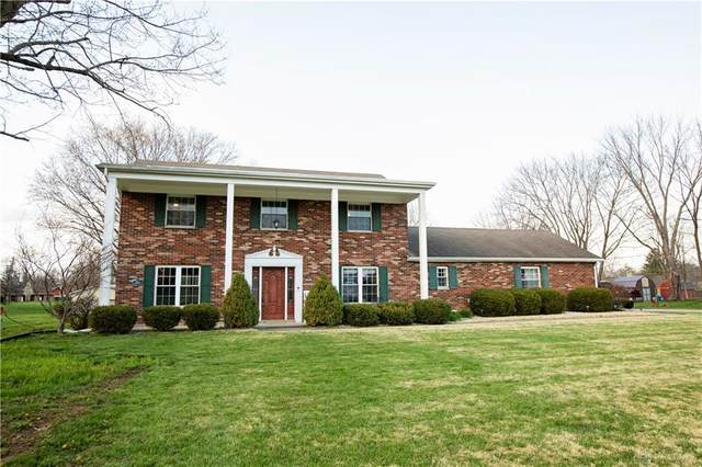 885 Todd Court, Tipp City, OH 45371 (MLS #813821) :: Denise Swick and Company