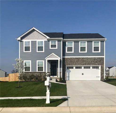 1144 Lisa Marie Drive, Xenia, OH 45385 (MLS #813825) :: Candace Tarjanyi | Coldwell Banker Heritage