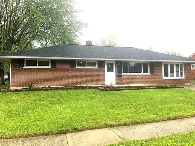 5303 Mariner Drive, Huber Heights, OH 45424 (MLS #816108) :: Denise Swick and Company