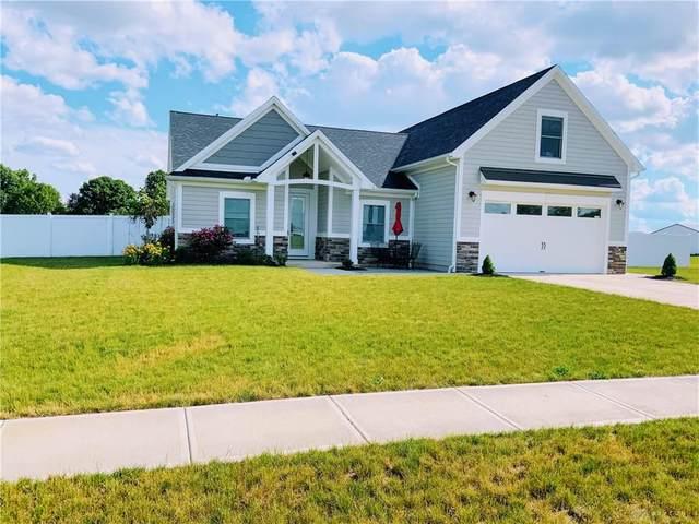 8 Wheatland Drive, Arcanum, OH 45304 (MLS #816398) :: Denise Swick and Company
