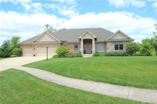 717 Cotton Court, Washington TWP, OH 45458 (MLS #816761) :: The Gene Group