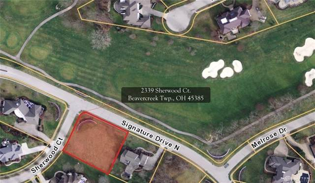 2339 Sherwood Court, Beavercreek Township, OH 45385 (MLS #816923) :: The Gene Group