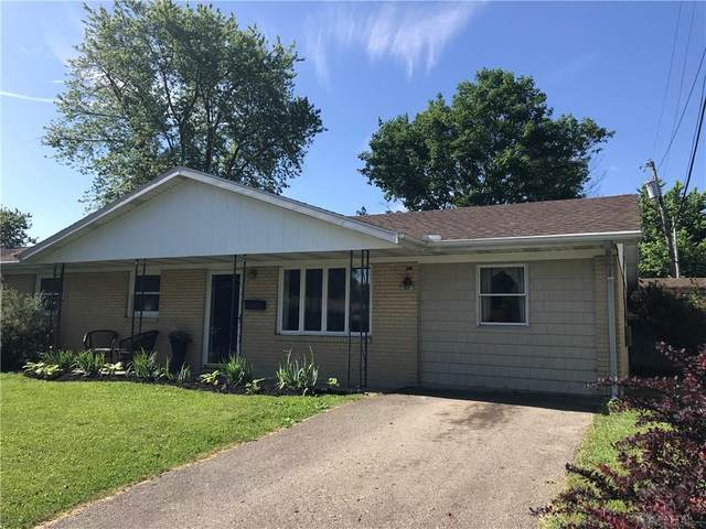 1829 Nebraska Drive, Xenia, OH 45385 (MLS #817763) :: Candace Tarjanyi | Coldwell Banker Heritage