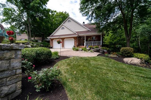 391 E Stonequarry Road, Vandalia, OH 45377 (MLS #817768) :: The Westheimer Group