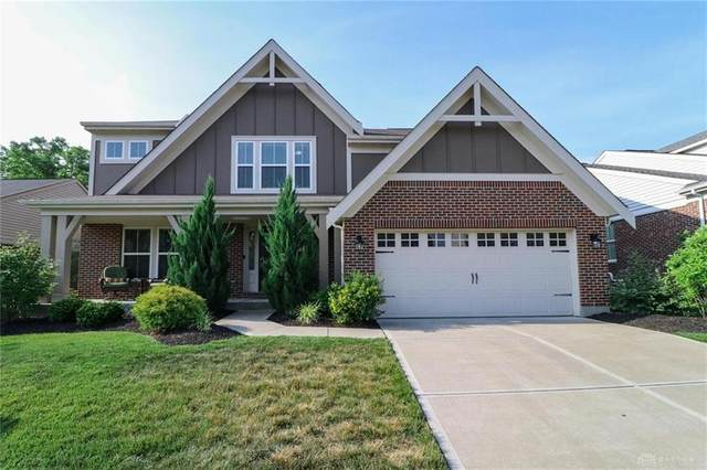 1528 Golf Club Drive, Lebanon, OH 45036 (MLS #820204) :: Denise Swick and Company