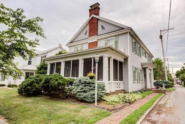 518 Ash Street, Greenville, OH 45331 (MLS #821405) :: Denise Swick and Company